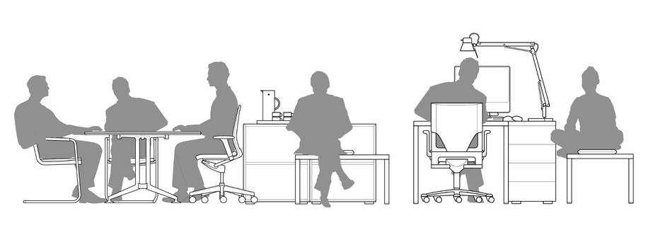 sitting u2013 as bodies want to and can - Office Chair For Short Person