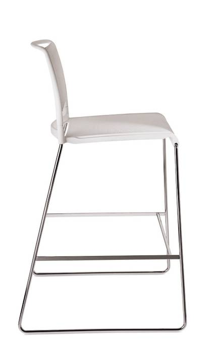 Cool Skid Base Chair Aline Stackable Chair 230 Range Wilkhahn Gmtry Best Dining Table And Chair Ideas Images Gmtryco