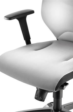 Seat-depth extension in all versions