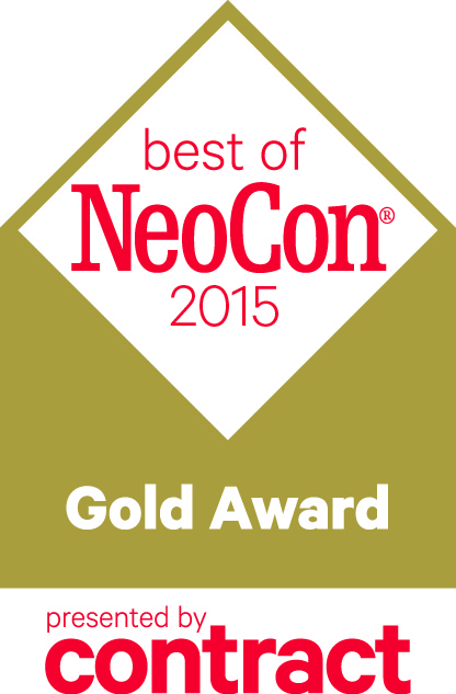 Best of NeoCon 2015 Winner Gold