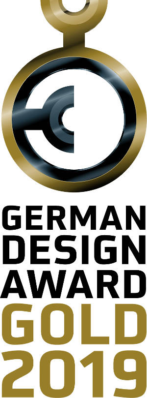 German Design Award Gold