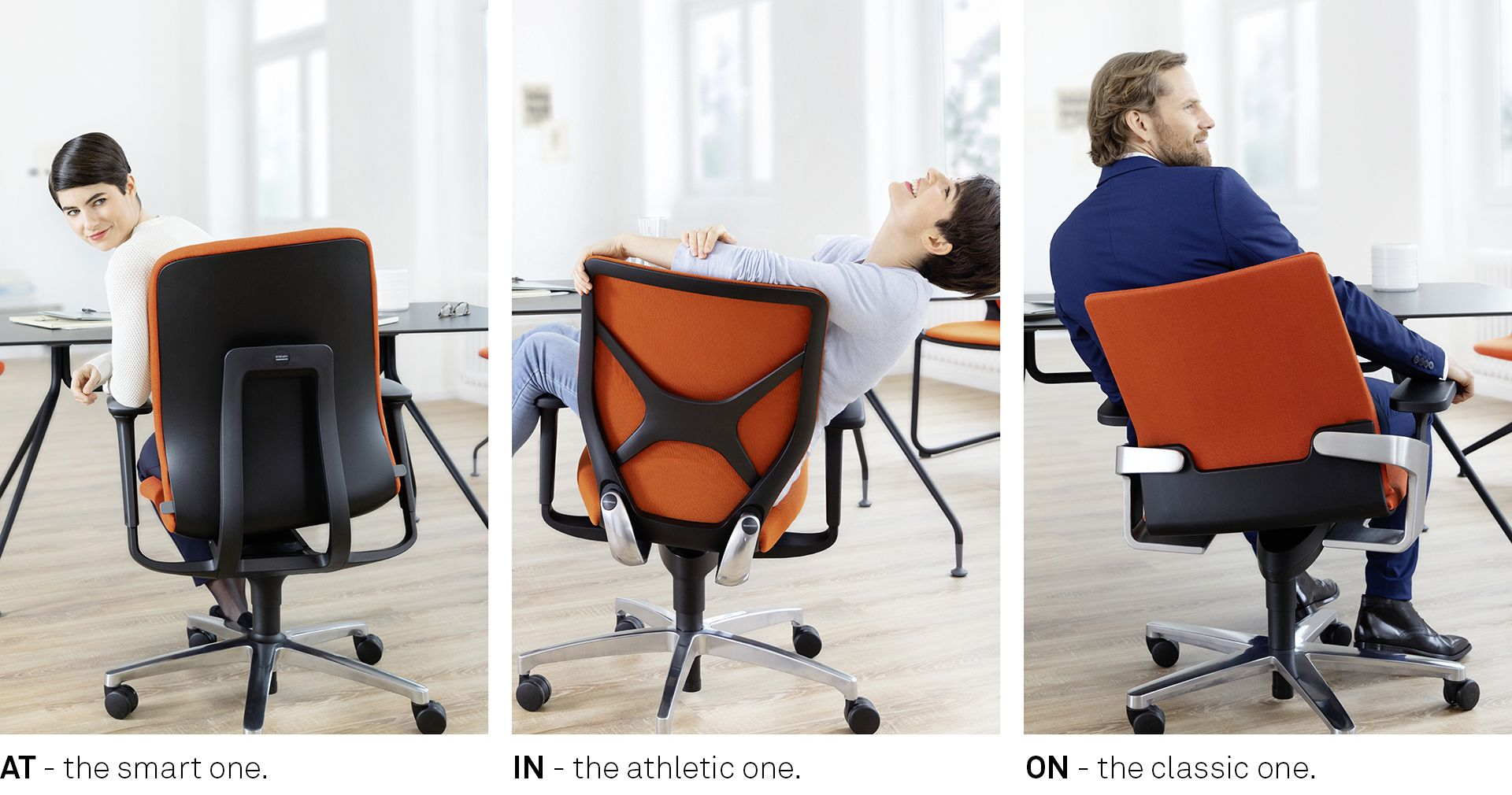 Ergonomic Task Chairs And Dynamic Conference Tables Wilkhahn