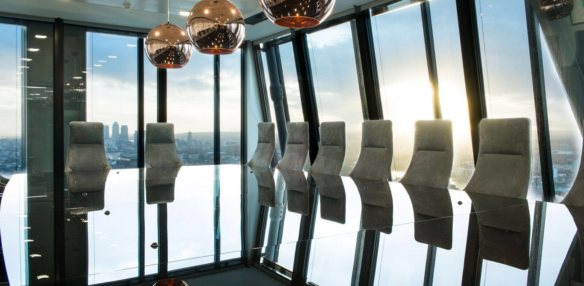 Conference Room Reference / Case Study Leadenhall Tower