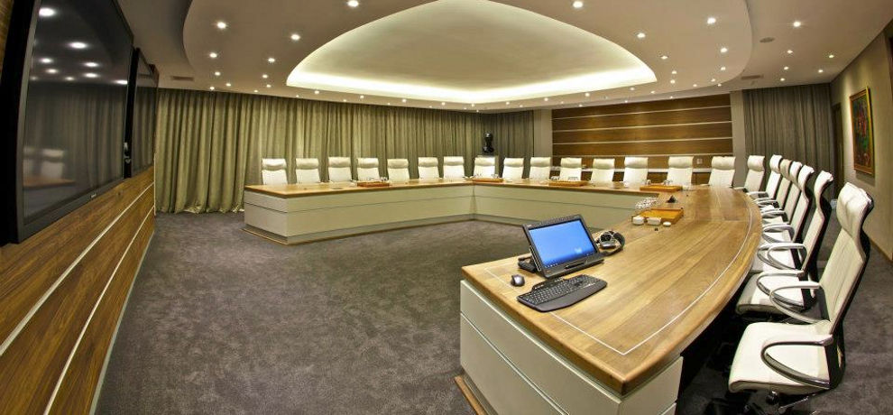 Cape Town Client - Boardroom Reference - Modus executive