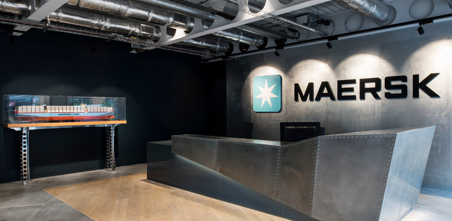 Office Space case study - Maersk Maidenhead - Wilkhahn ON