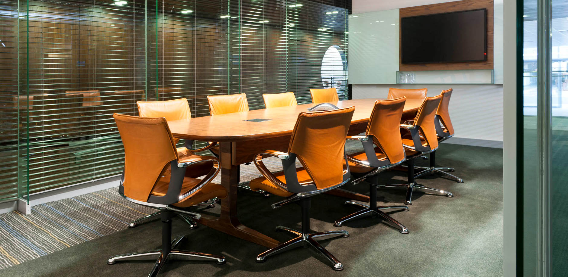 Conference room / Boardroom Reference - Standard Bank