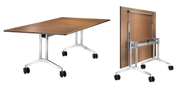 Conference Dynamic Tables Flexible Office - Mobile conference table