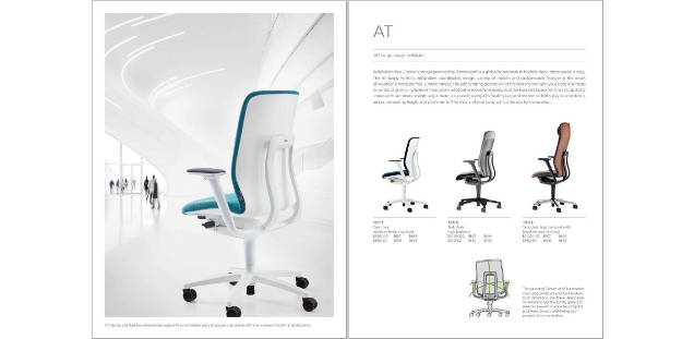 Ergonomic task chairs and dynamic conference tables - #Wilkhahn