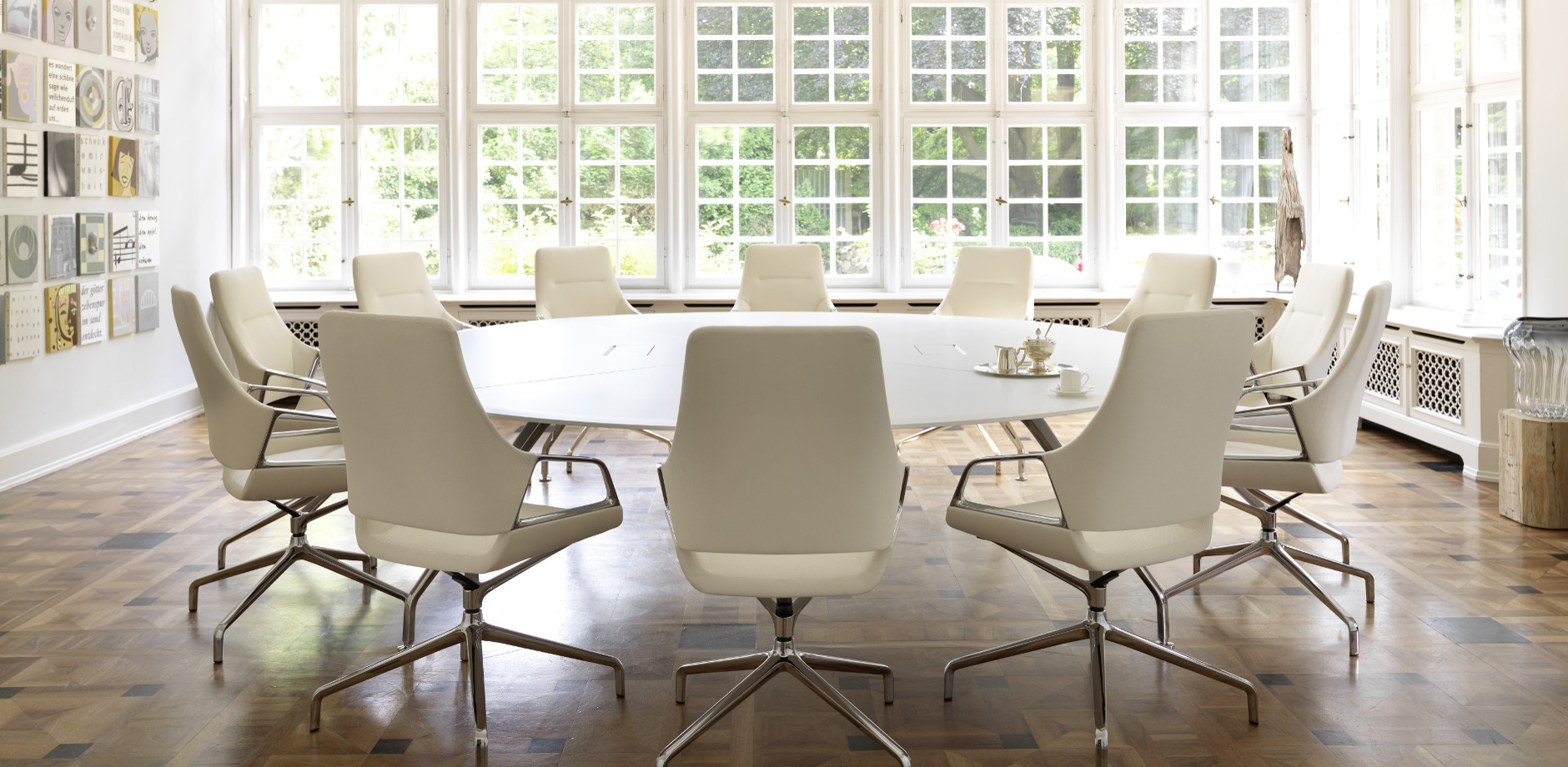 conference table graph static meeting table office. Black Bedroom Furniture Sets. Home Design Ideas