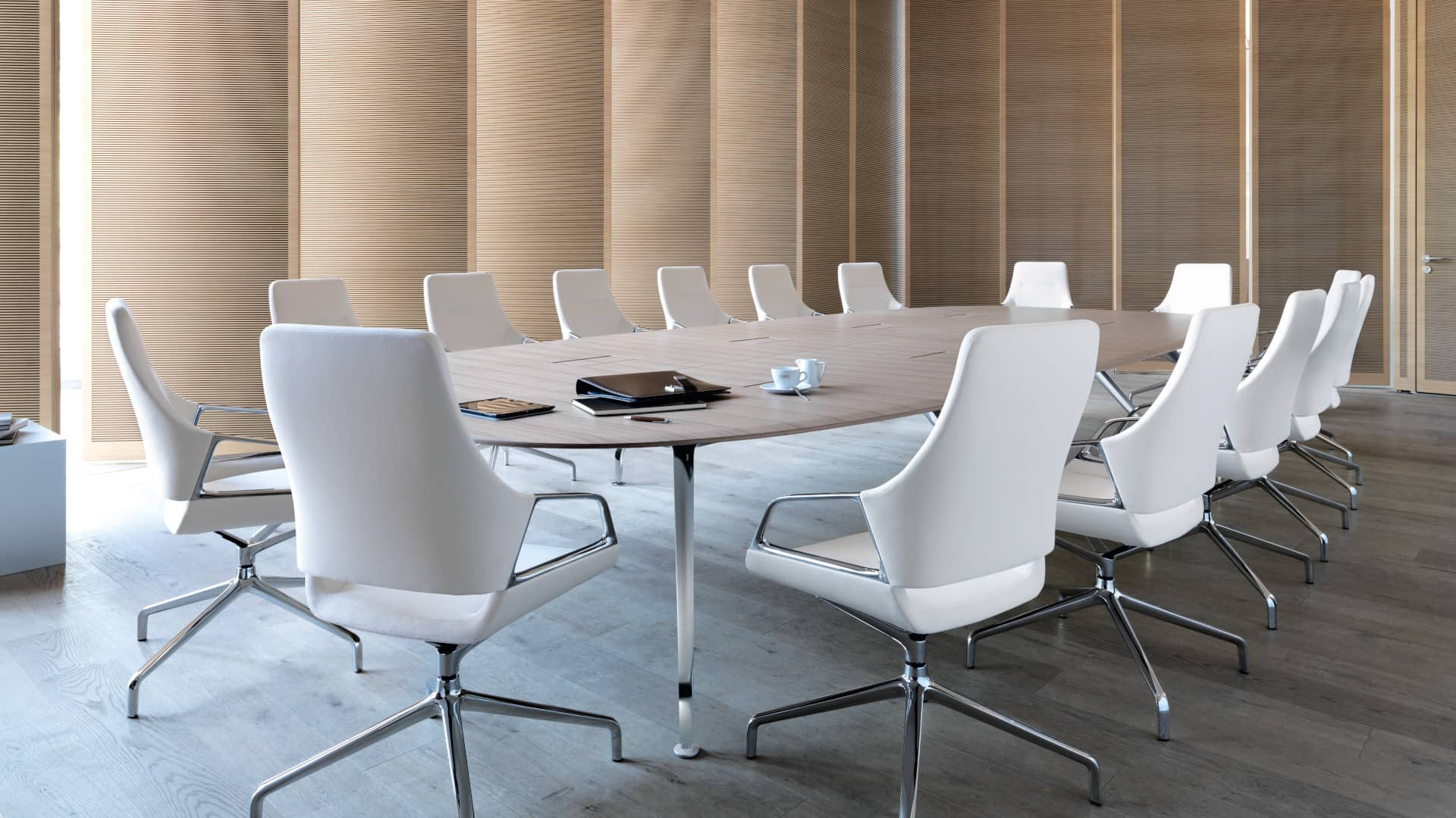 Conference Table Graph Static Meeting Table Office