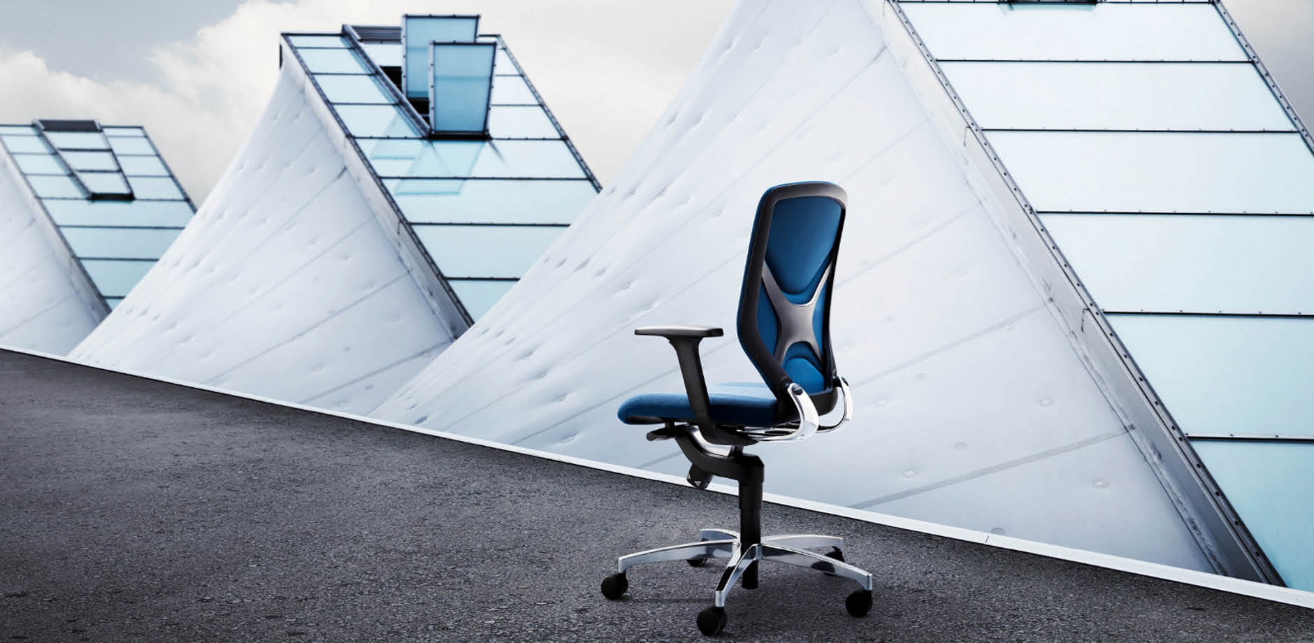 IN ergonomic office chair