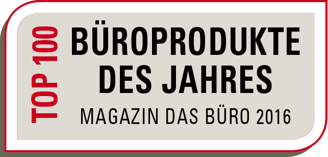 Top 100 Büroprodukte: IN auf Platz 1