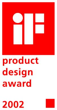 iF product design award 2002-Timetable