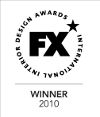 Logo FX-Award Task chair ON 2010 EN